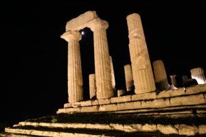 Agrigento, Valle dei Templi, Tempio di Giunone.