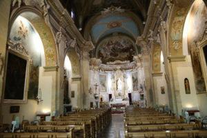 Sciacca (AG) - Basilica Santuario S. Calogero Al Monte.