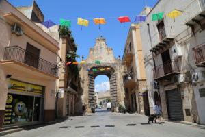 Sciacca (AG) - Porta Palermo.