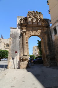 Sciacca (AG) - Porta San Salvatore.
