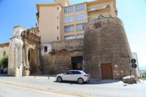 Sciacca (AG) - Porta e Bastione San Salvatore.