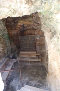 Sciacca (AG) - Basilica Santuario S. Calogero Al Monte - La Grotta del Santo.
