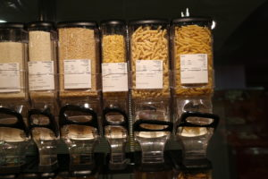 Negozio di alimentari biologici Basic Aachen.