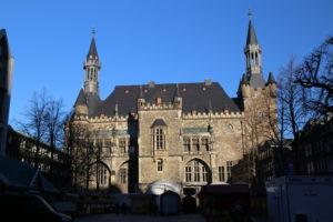 Municipio (Rathaus Aachen).