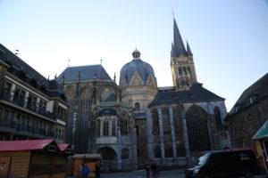 Cattedrale di Aquisgrana.