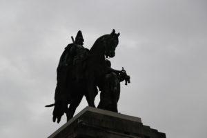 Statua di Guglielmo I°.