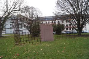Monumento alle vittime dell'Olocausto.