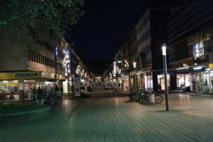 Il centro storico.