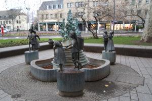 Brunnen am Löhrrondell