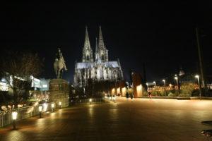 Cattedrale di Colonia.