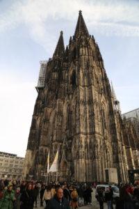 La Cattedrale di Colonia.