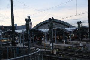 La stazione Ferroviaria HBF