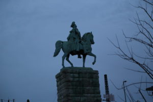 Statua equestre del Kaiser Wilhelm I