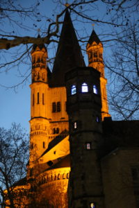 Stapelhaus e Chiesa San Martino.