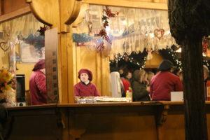 I mercatini di Natale.