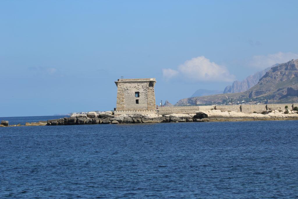 Torre di Ligny Vista da casina Nasi.