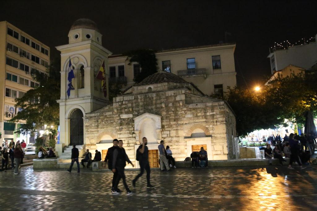 Piazza Monastiraki.