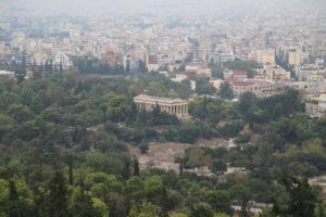 L'Antica Agorà Greca.