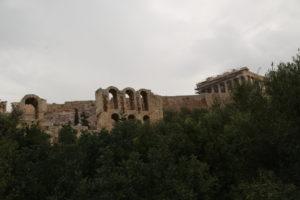L'Acropoli.