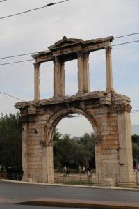 Arco di Adriano.