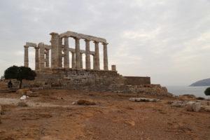 Tempio di Poseidone.