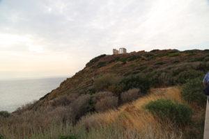Capo Sunio e Tempio di Poseidone.