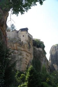 Un Monastero.