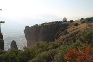 Il Paesaggio delle Meteore.