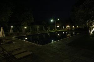 L'Hotel a Kalambaka.