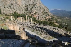 Tempio di Apollo.