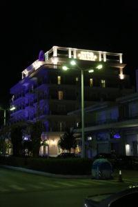 Itea (Grecia), l'Hotel.