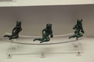 Il Museo Archeologico - Reperti.