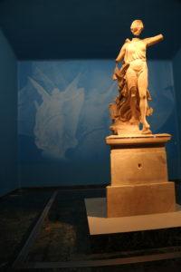 Il Museo Archeologico - La vittoria di Peonio.