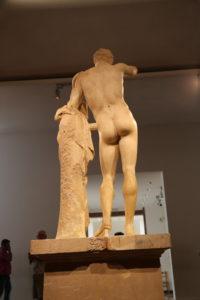 Il Museo Archeologico - L'Ermes di Prassitele.
