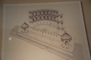 Il Museo Archeologico.