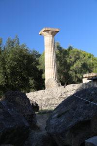 Il Tempio di Zeus.