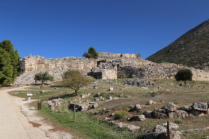 Acropoli di Micene.