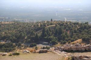 Panorama dall'Acropoli.