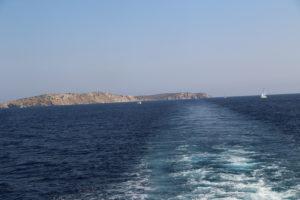 L'Egeo.