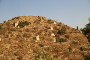 Egina, Sito archeologico di Paleochora.