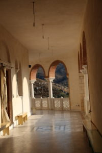 Egina, il Monastero di S. Nektarios.