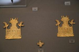 Museo Archeologico - Altare Tripartito, seconda metà XVI sec. a.C..