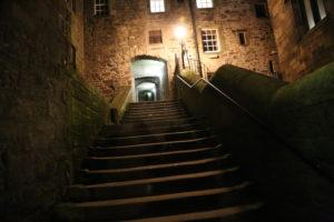 Un accesso alla Old Town