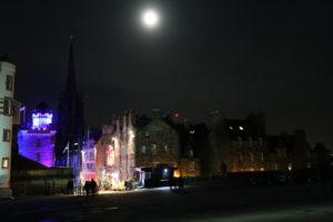 Città Vecchia di Edimburgo.
