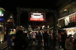 Mercatini di Natale sulla Princes Street