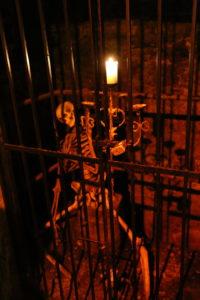 Visita ai sotterranei della città di Edimburgo.