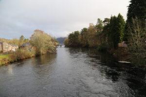 River Oich.