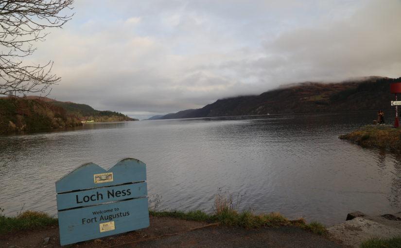 Lago di Loch Ness.