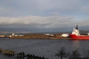 Il Mare del Nord.