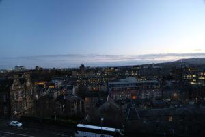 Vista dal Castello.